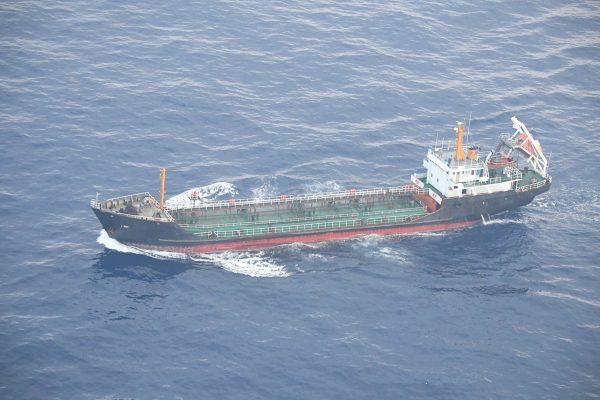 Kapal Tanker Minyak Korea Utara Berhenti di Pelabuhan China dalam Kunjungan Pertama yang Tercatat Sejak 2017