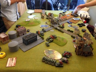 Flames of War (pretty intense eh!).