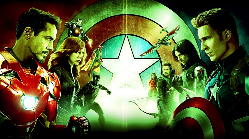 Captain America Civil War zombie