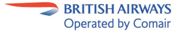 Resultado de imagen para comair British Airways logo