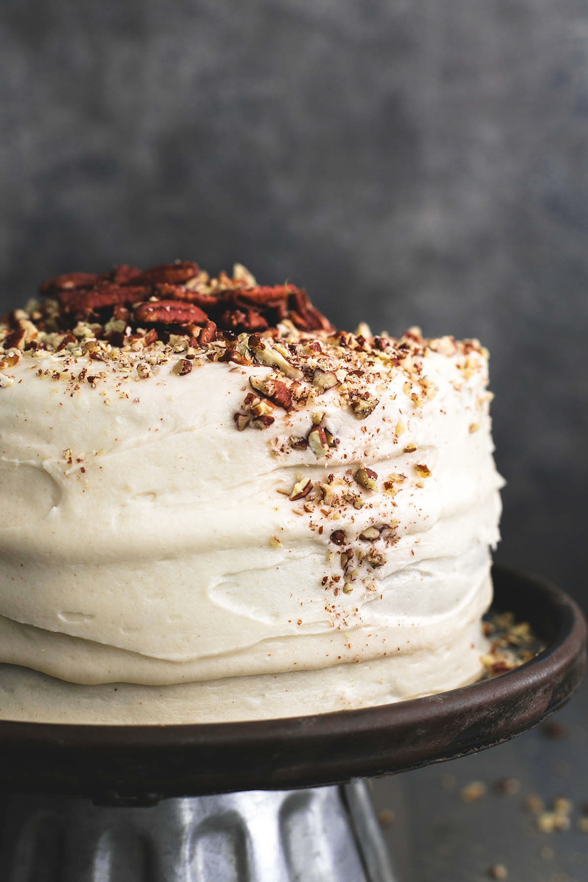 World S Best Carrot Cake With Cream Cheese Frosting