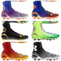 (PHOTO) Under Armour Unveils New 'Super Hero' Cleats