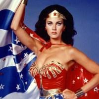 (PHOTOS) Morning Wood : Throwback Thursday - Wonder Woman
