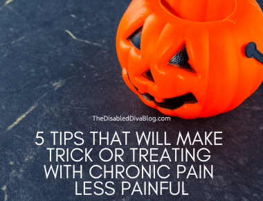 5 Tips That Will Make Trick or Treating With Chronic Pain Less Painful