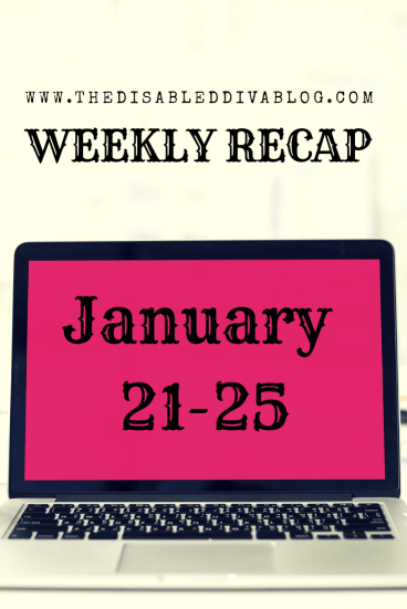 Recap January 21, 2019. How to relieve back pain, what form of CBD is best, take a peek ar my pain management plan, and why you are tougher than you think.