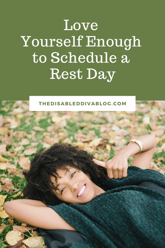 The chronically ill are no strangers to downtime, yet the idea of scheduling a rest day feels like a luxury we do not deserve. Here is why you need to include them in your self-care routine!