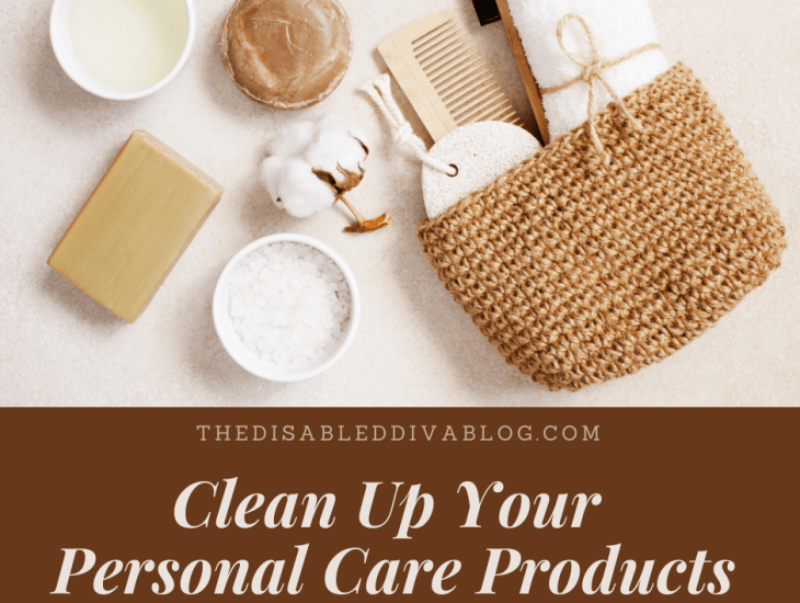 Clean up your personal care products