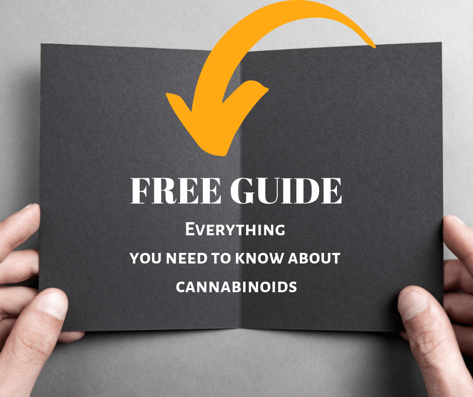Everything you need to know about cannabinoids! Free Guide