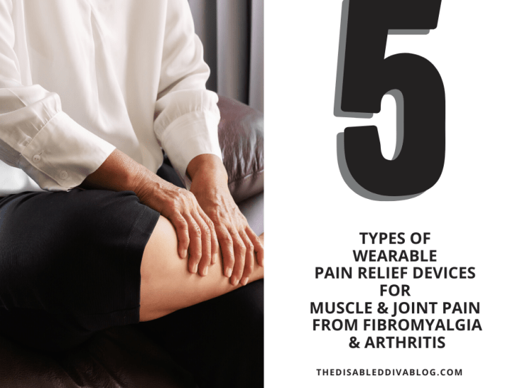 five wearable pain-relief devices for muscle and joint pain from fibromyalgia and arthritis