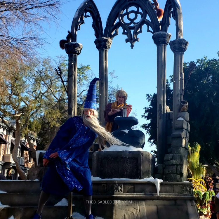 Magic Happens the Sword and the Stone