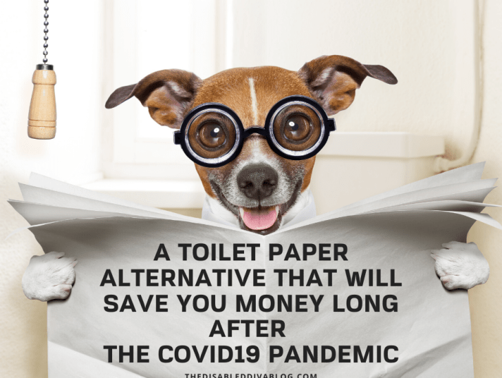 A Toilet Paper Alternative That Will Save You Money Long After the COVID19 Pandemic