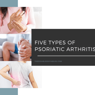 There are five types of psoriatic arthritis!💙 Learn the differences and what treatments are available.