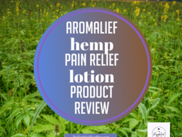 Aromalief Hemp Lotion Reivew