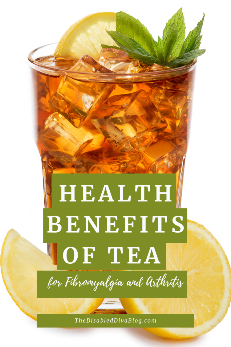 Quench your thirst while enjoying the health benefits of tea. Learn how the healthy properties of black, white, green, and herbal teas may improve your overall health while reducing inflammation from fibromyalgia and arthritis.