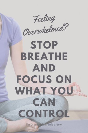 Feeling overwhelmed by COVID-19 and the changes it brings to our lives? Take a deep breath and focus on what you can control. How the pandemic has increased stress, the negative impact it has on our bodies, and what we can do about it!  #fibromyalgia #chronicpain #arthritis #autoimmunedisease #selfcare