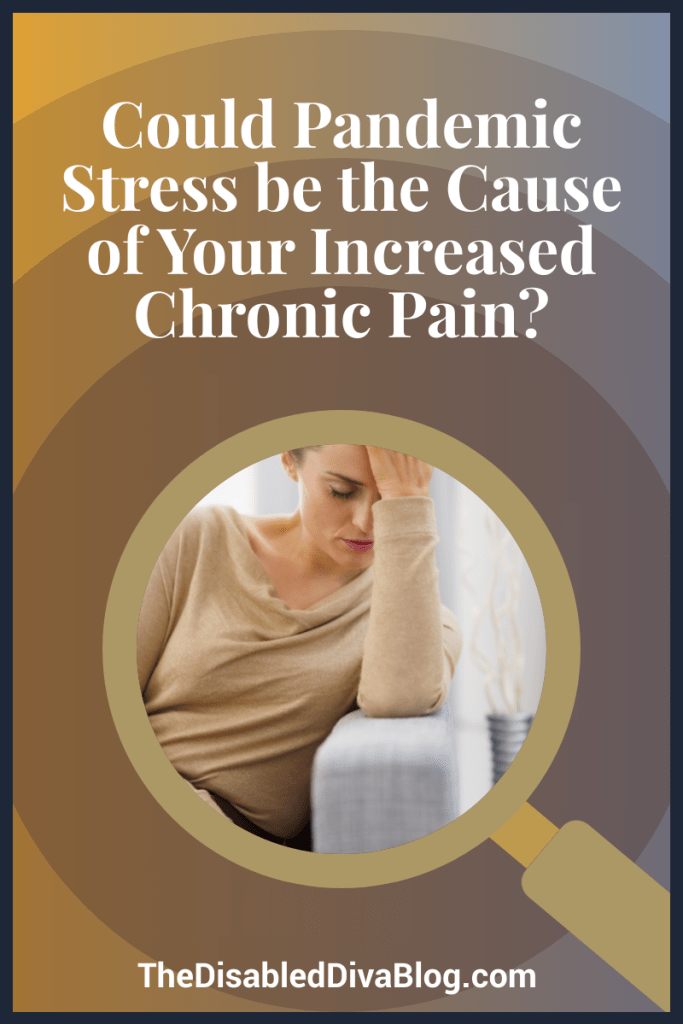 Have you experienced an increase in fibromyalgia, arthritis, or other chronic illness pain since the pandemic began? Learn the different ways COVID-19 has created stress in our lives and what we can do about it!