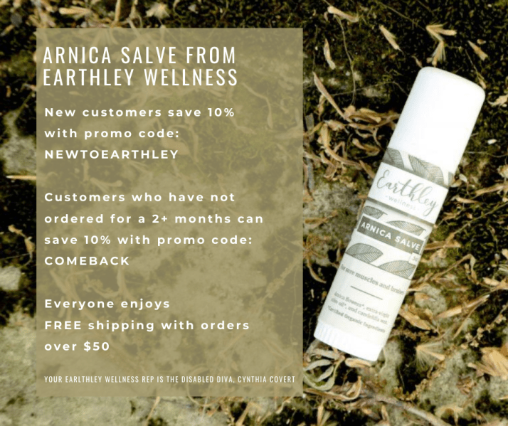 New Earthley Wellness customers can save 10% on their first order with promotional code NEWTOEARTHLEY  Customers who haven't ordered in 2+ months can save 10% with discount code COMEBACK  Everyone enjoys FREE SHIPPING on orders over $50