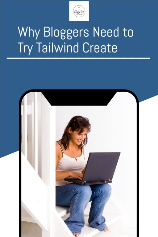 There's a new Pinterest pinning tool in town and its name is Tailwind Create! The Disabled Diva shares three ways it has made creating and scheduling pins for her blogs easier than ever!