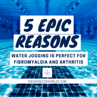 5 Epic Reasons Water Jogging Is Perfect For Fibromyalgia and Arthritis
