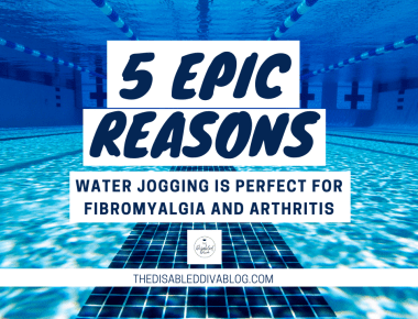 Water jogging is an amazing form of exercise for people with fibromyalgia, arthritis, and other types of chronic pain. Here are five benefits!
