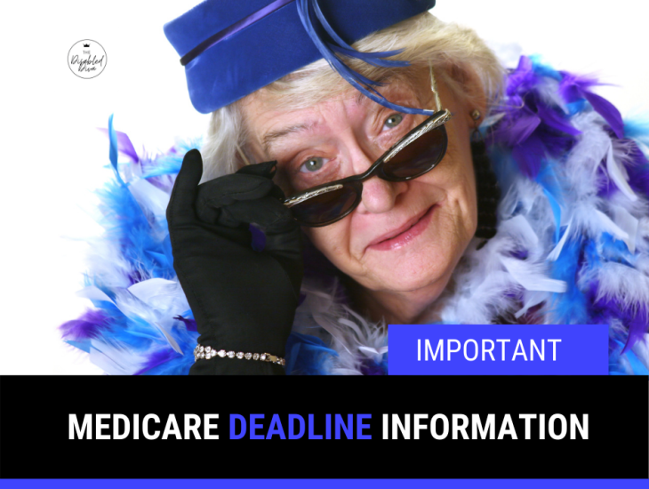 Find out when your Medicare enrollment deadline is, important things to research before enrolling, and how to enroll with ease!