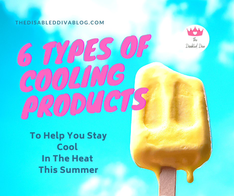 6 Types Of Cooling Products, hot flash cooling products, summer heat sensitivity