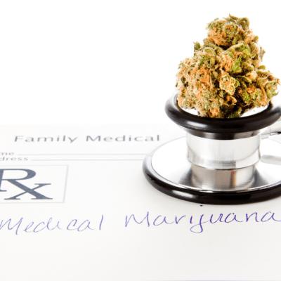Medical Marijuana Arthritis Pain Relief
