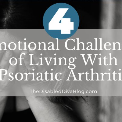 4 Emotional Challenges of Living With Psoriatic Arthritis