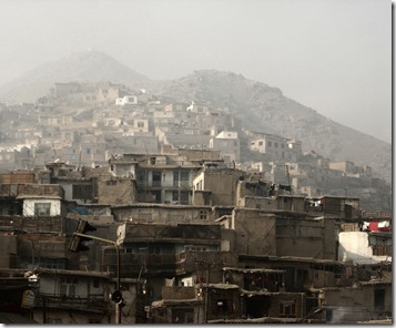 Kabul Hillside Homes