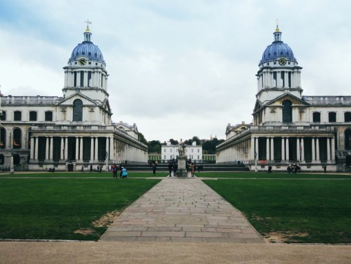 things to do in greenwich, the old naval coulege