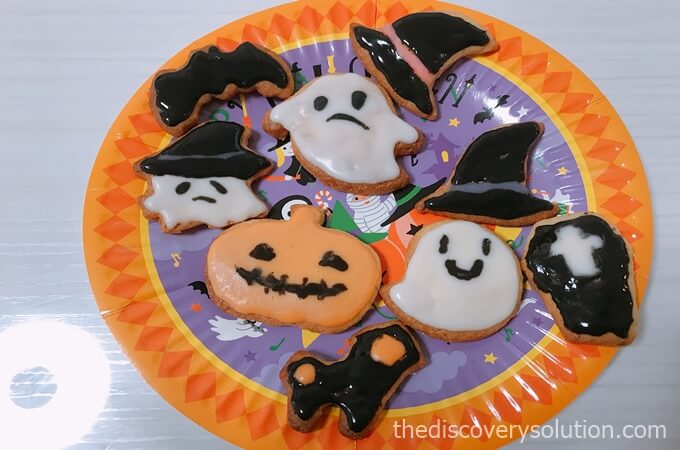 ハロウィンのアイシングクッキーで可愛いお菓子を作ろう!