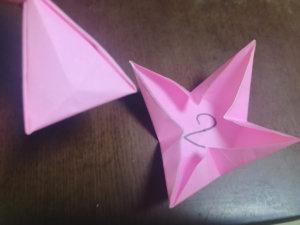 ピラミッド・テトラポットでコロンとかわいい立体三角くじ