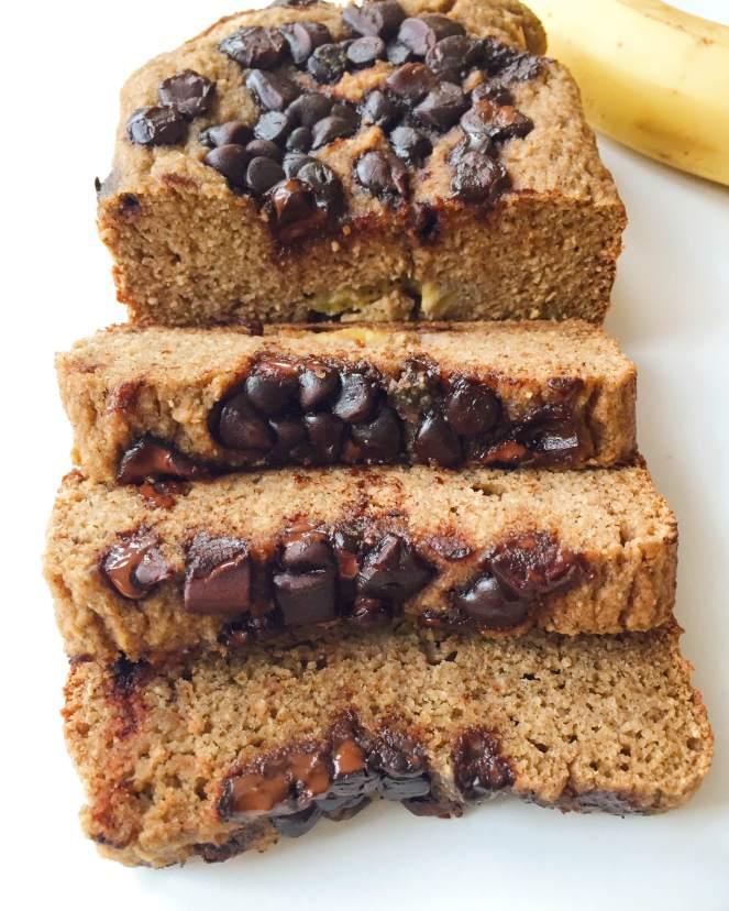 peanut butter and banana bread recipe