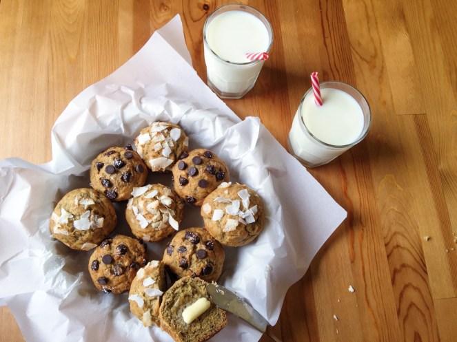 grain-free-banana-muffins