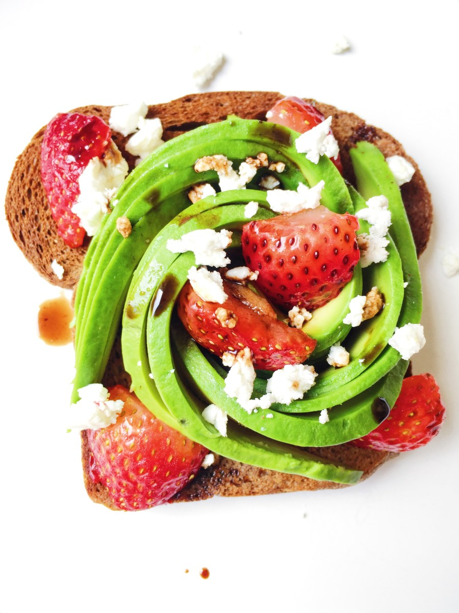 Summery Avocado Toast
