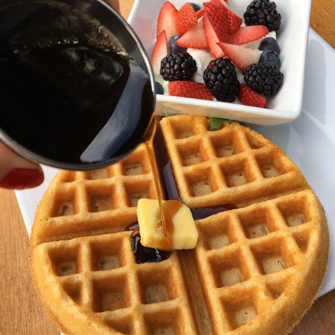 waffles-and-berries