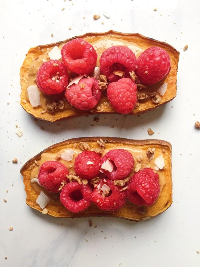 sweet potato toast recipes 2