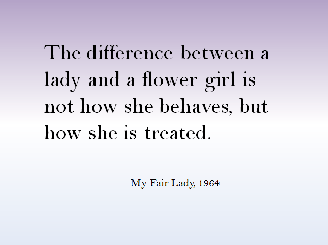 the difference bteween a lady and flower girl