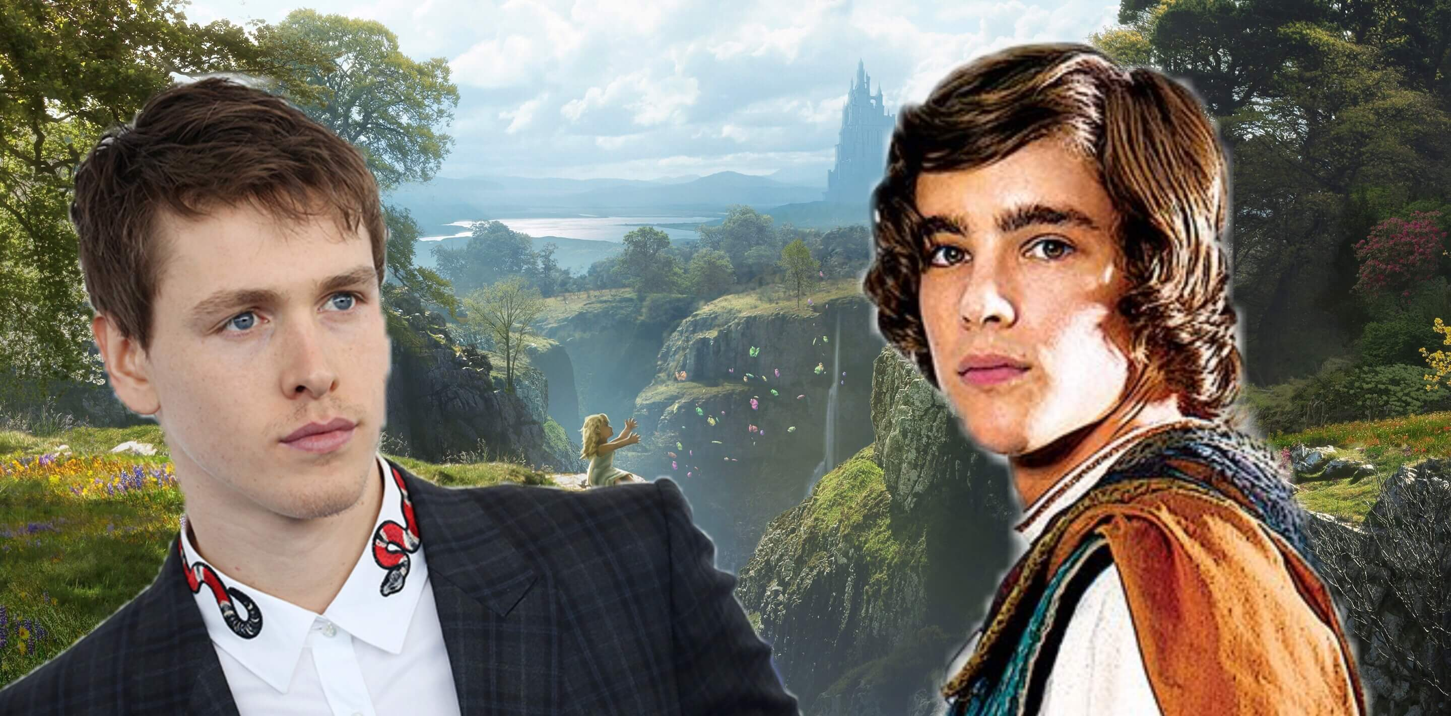 Harrison Dickinson To Replace Brenton Thwaites In Maleficent 2