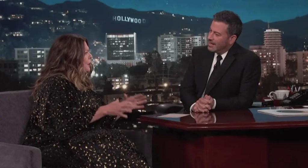 Pic: Jimmy Kimmel Live! via YouTube