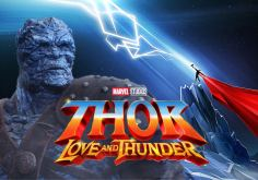 Korg to have larger role in Thor: Love and Thunder