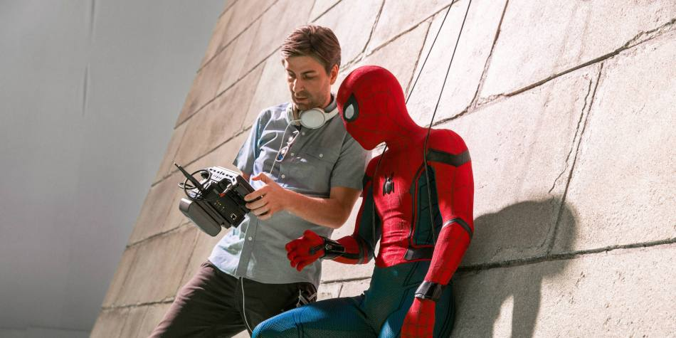 Spider-Man: Far From Home Director Jon Watts and Tom Holland