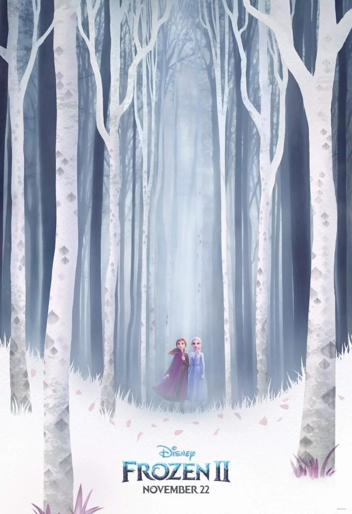 Frozen 2 poster