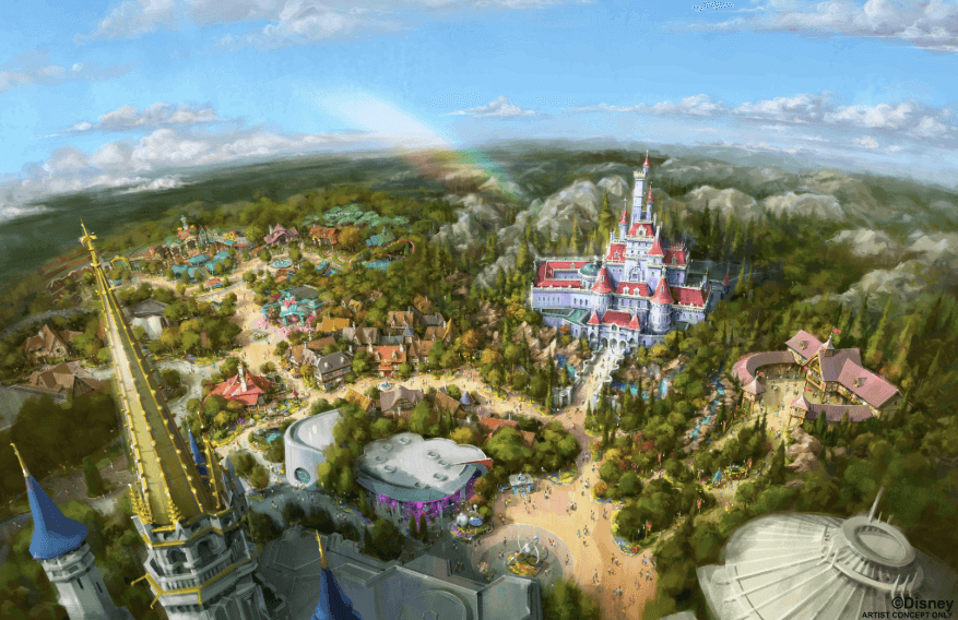 © Disney. Artist Concept Only