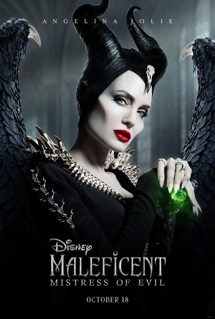 Maleficent: Mistress of Evil character poster