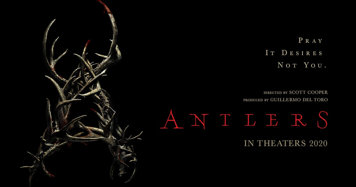 Poster for Antlers