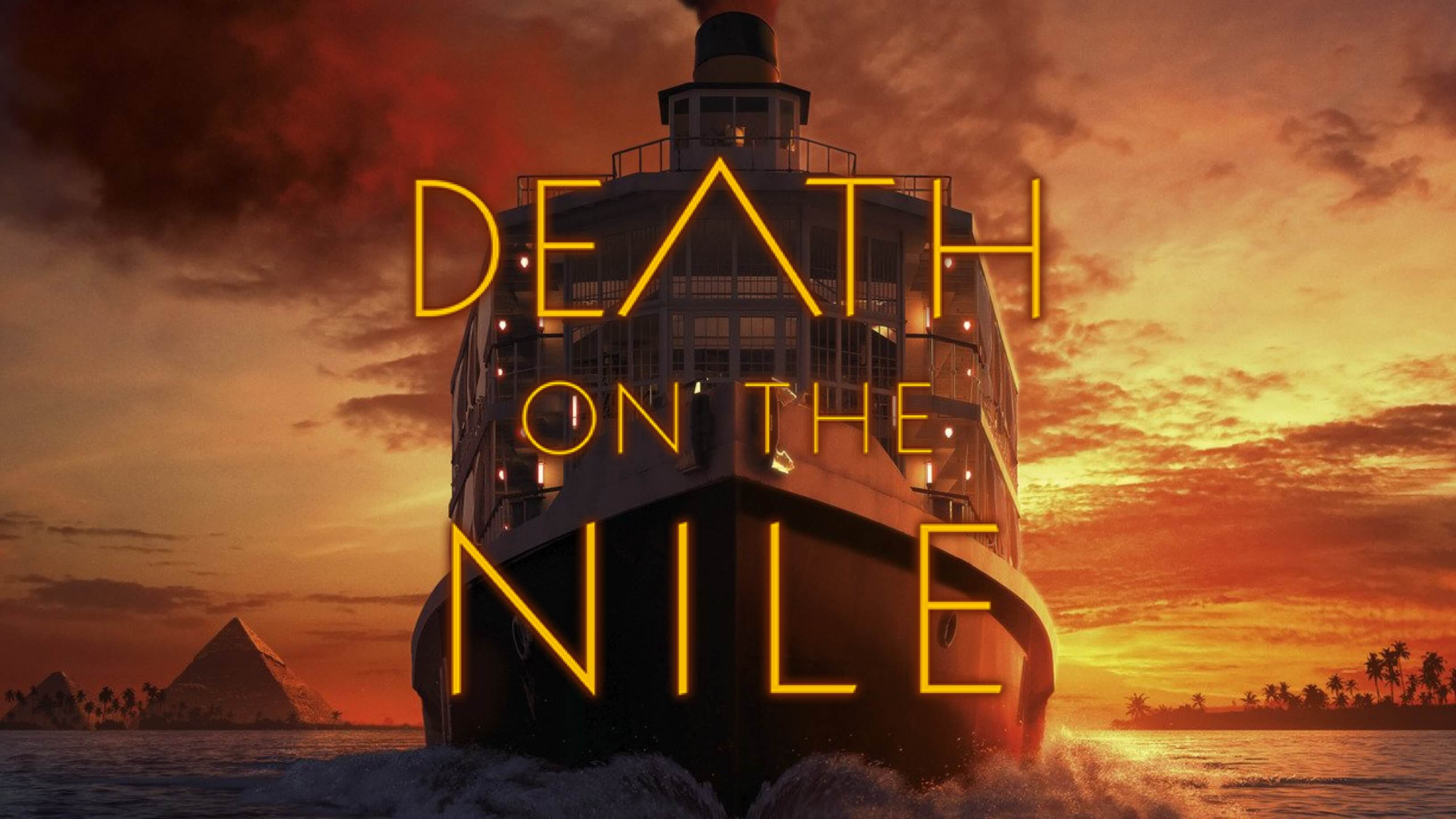 First Trailer and Poster For 'Death on the Nile' Have Debuted -