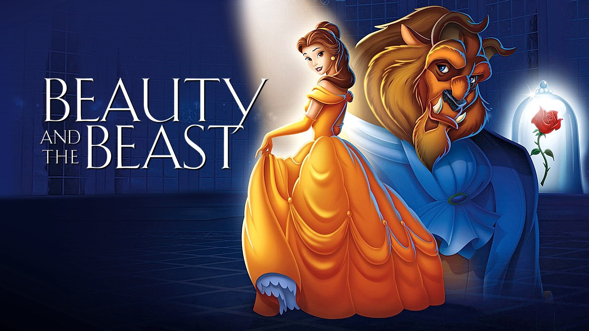 20 Weeks of Disney Animation: 'Beauty and the Beast' -