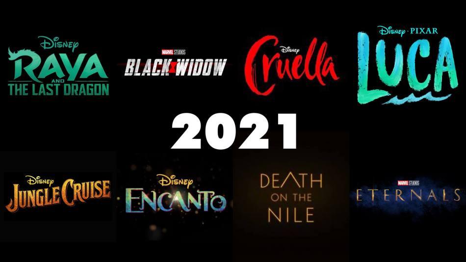 Disney Filme Neu 2021