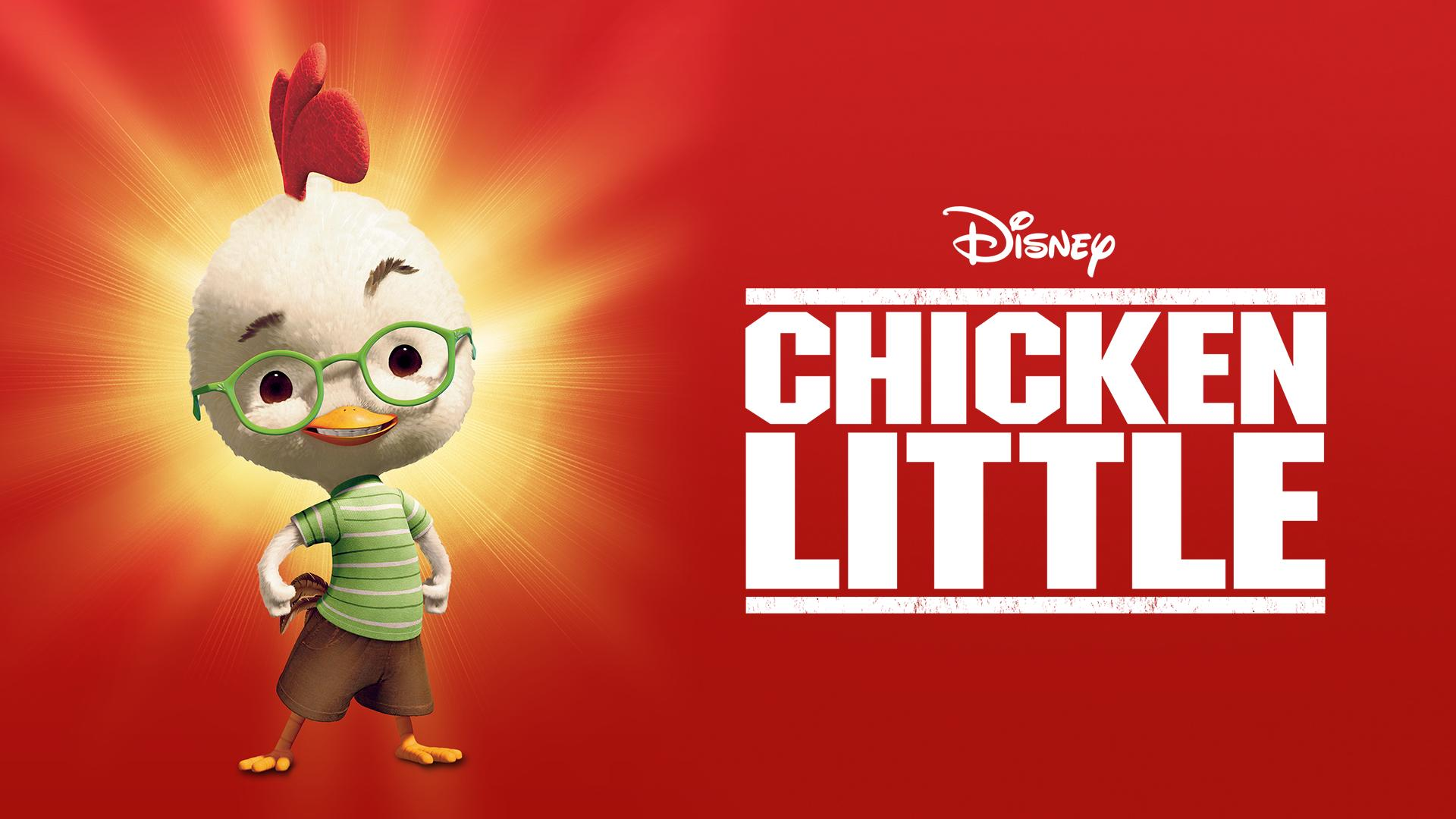 20 Weeks of Disney Animation: 'Chicken Little' -
